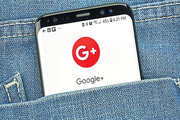 Google Plus to close after bug leaks personal information - Sakshi