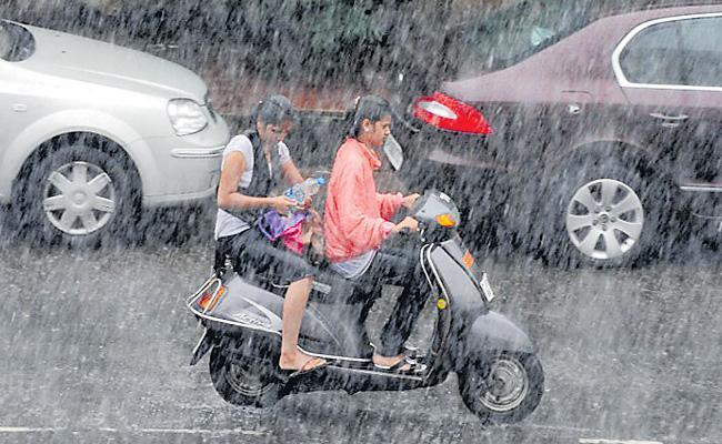 Rain Forecast In Telangana Says IMD Hyderabad - Sakshi