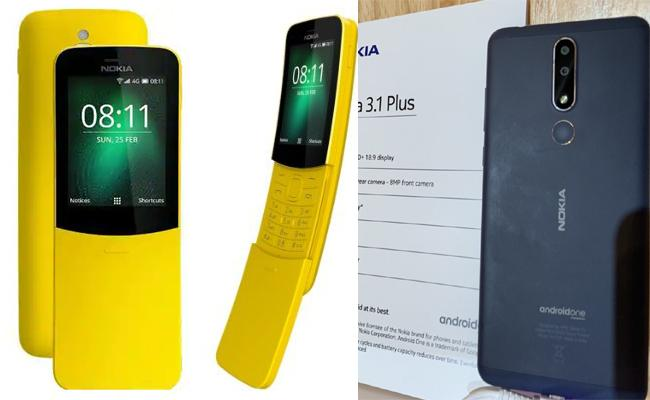 Nokia Launches Two New Phones - Sakshi