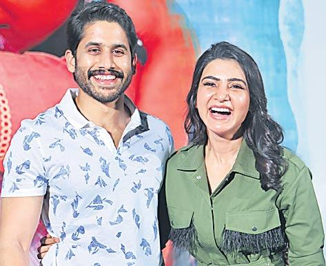 nagachaitanya, samantha new movie shoots begin - Sakshi