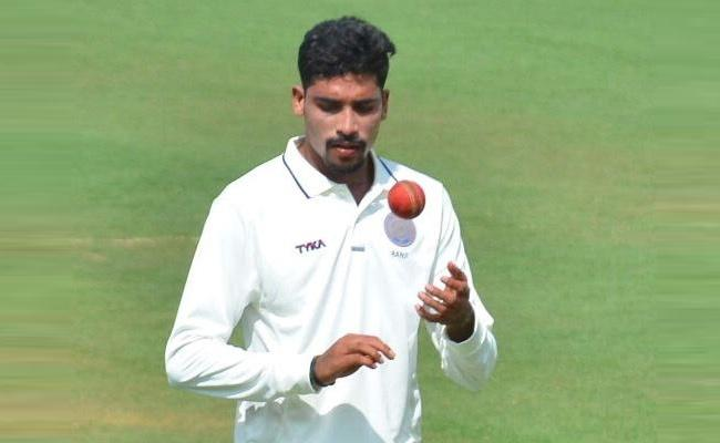 Mohammed Siraj Did Not Get Chance For Second Test Against WI - Sakshi