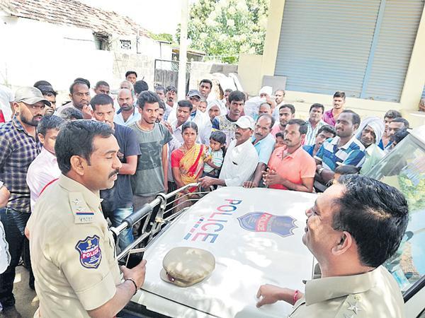 Anxiety of the Kondagattu RTC Bus Accident victims - Sakshi
