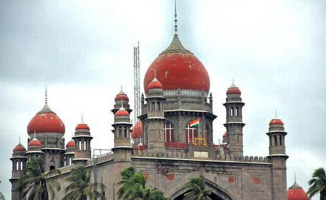 Petition Filed In Hyderabad High Court On Illegal Temples Across Roads - Sakshi