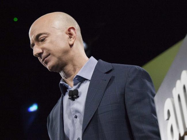 Wall Street Market Crash Jeff Bezos Lose Huge Amount - Sakshi