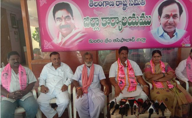 I Will Contest As Rebel If not Do justice To Me Said By EX TRS MLA Kaveti Sammaiah - Sakshi