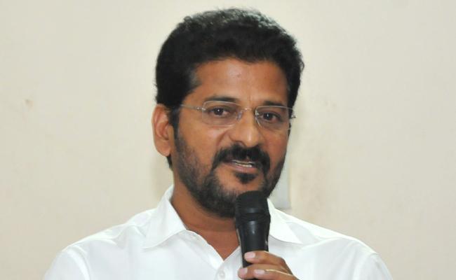 Congress Leader Revanth Reddy Fires on CM KCR - Sakshi