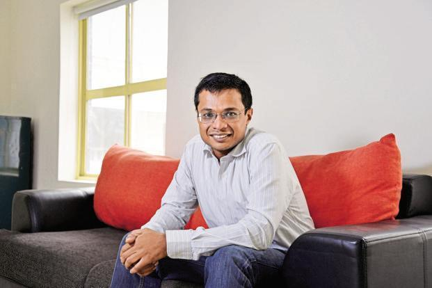 Ex-Flipkart CEO Sachin Bansal may invest usd100 million in OlaEx-Flipkart CEO Sachin Bansal may invest usd100 million in Ola - Sakshi
