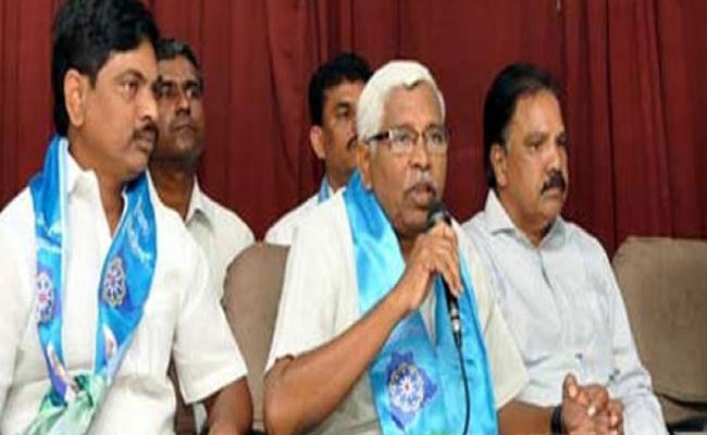 Kodanda Ram Comments On Present Alliances - Sakshi