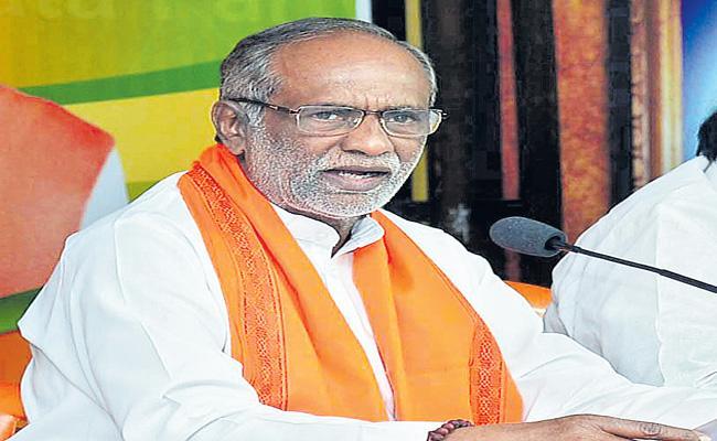 BJP Laxman On High Court Verdict Over Panchayat Elections - Sakshi