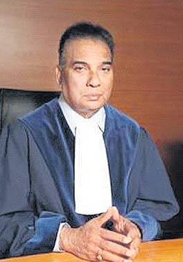Justice PC Rao passed away - Sakshi