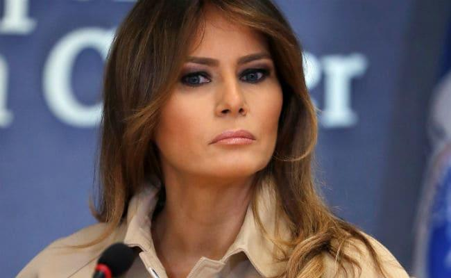 Melania Trump I Am The Most Bullied Person In The World - Sakshi