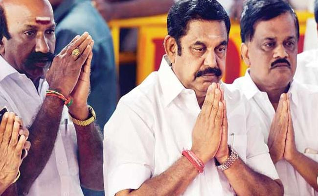 Madras High Court Orders CBI Probe Into Corruption Charges On CM Palanisamy - Sakshi