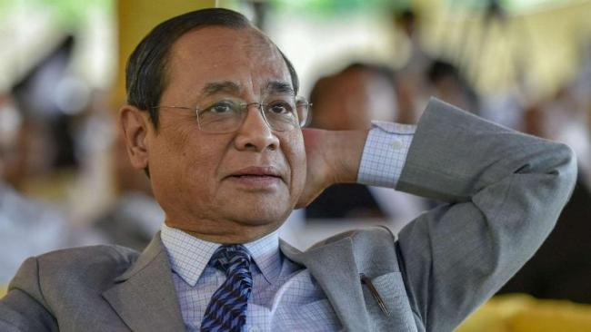 Chief Justice Of India Ranjan Gogoi Bans Leave For Judges On Working Days - Sakshi
