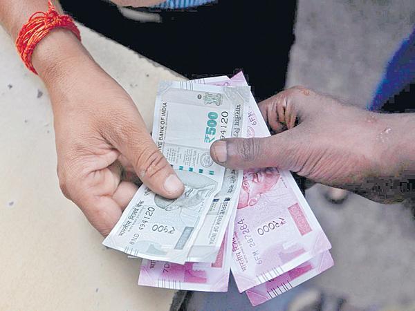 Nizamabad district DEO Corruption is out - Sakshi