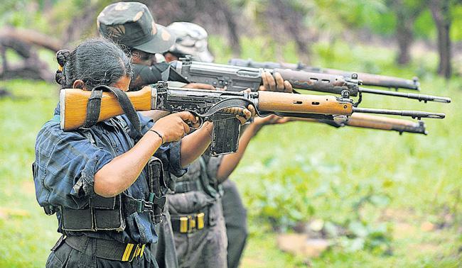 Woman Maoist Meen Killed in Alleged Encounter - Sakshi