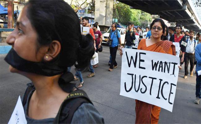 Women Beat Reporters Express their Metoo Stories - Sakshi