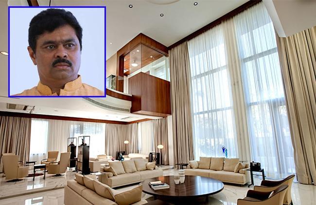 Have You Seen CM Ramesh Home - Sakshi