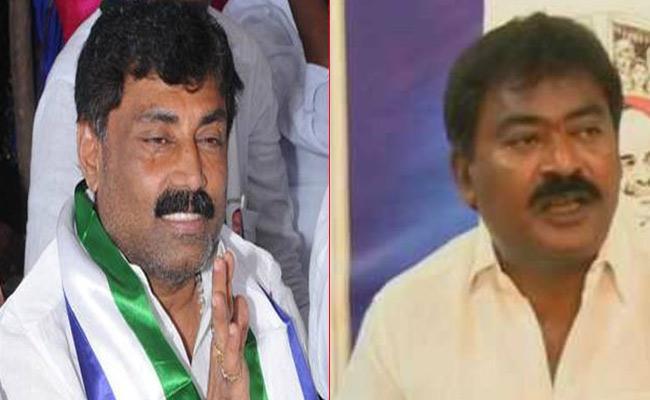 YSRCP Leaders Slams Chandrababu In Kadapa - Sakshi
