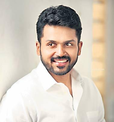 karthi dev movie shooting starts in manali - Sakshi
