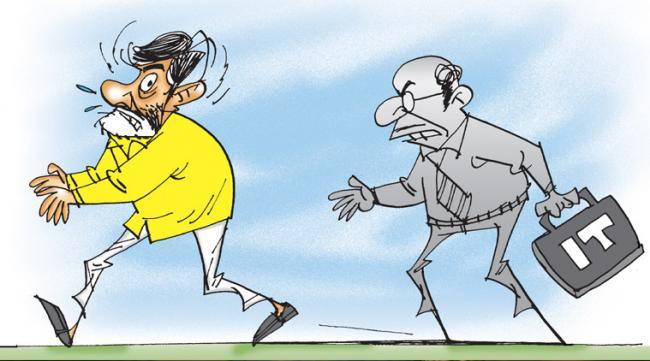 K Ramachandra Murthy Article On Chandrababu Naidu Mind Game - Sakshi