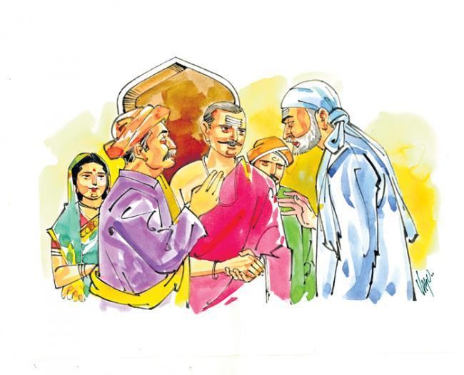 Sai patham Antarvedam 21 - Sakshi
