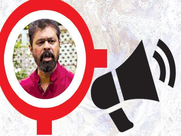CM Ramesh Lying to cover up irregularities - Sakshi