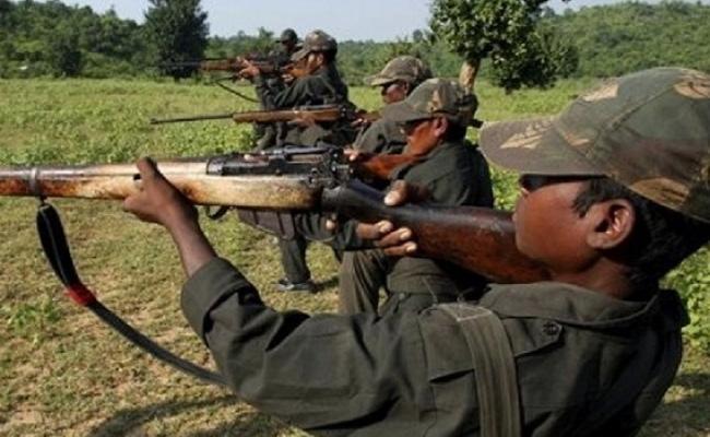 Maoists Release Audio Tape Over Meena Encounter - Sakshi