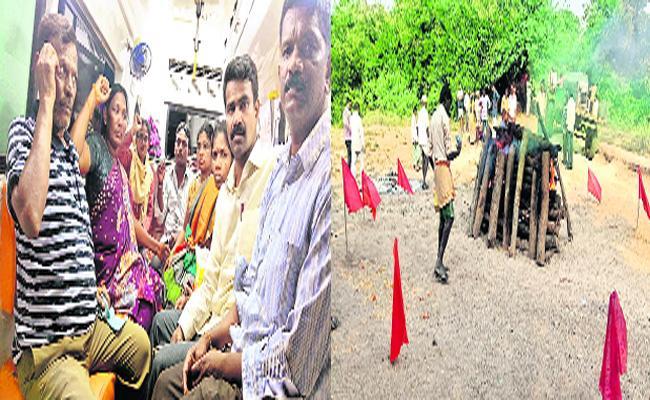 MLA Kidari Murder Case Women Maoist Meena Family Comments - Sakshi