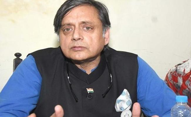 Shashi Tharoor Clarifies His Words On Ram Temple In Ayodhya - Sakshi
