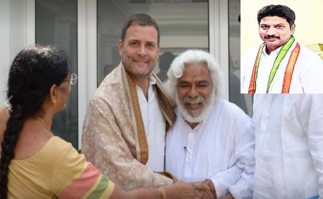 Gaddar Meet To Rahul Gandhi In Delhi - Sakshi