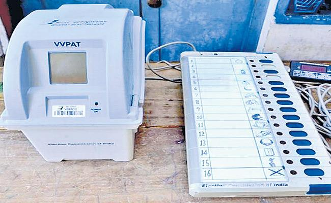 Election Conducting Training To Telangana Police - Sakshi