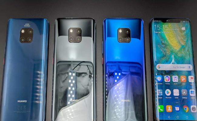 Huawei Mate 20 + Mate 20 Pro specifications - Sakshi