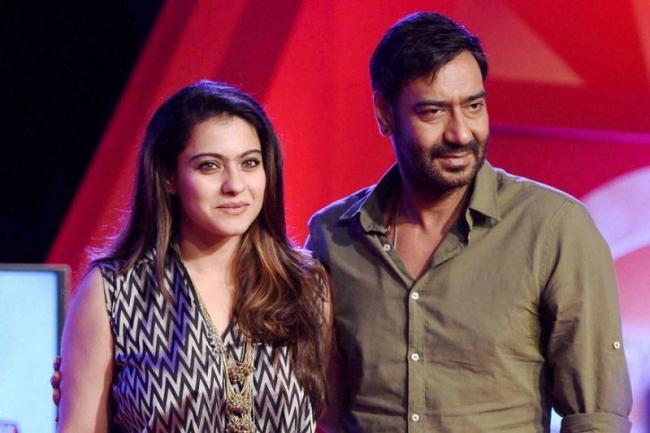 Kajol Said Both My Children Do Not Like My Movies - Sakshi