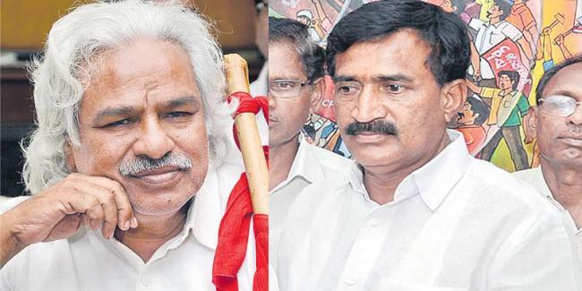 Confused in congress cadre in Gajwel - Sakshi