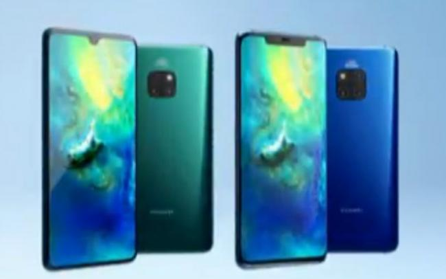 Huawei Mate 20, Mate 20 Pro, Mate 20X, Mate 20RS launched, highest variants costs 1.8 lakh - Sakshi