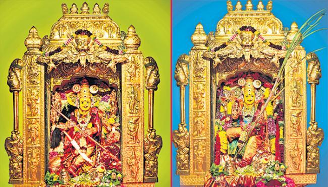 Kanaka durgamma devi navaratri special - Sakshi