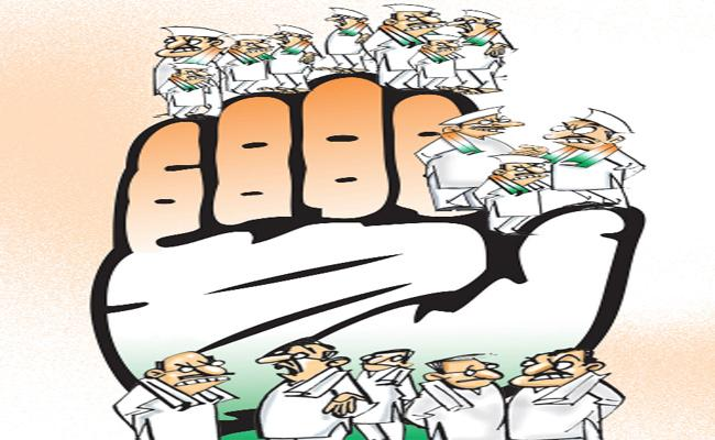 Congress Candidate Waiting For List Nalgonda - Sakshi