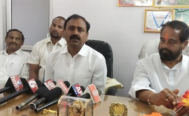 YCP Bhumana Karunakar Reddy Fires on AP Govt  - Sakshi