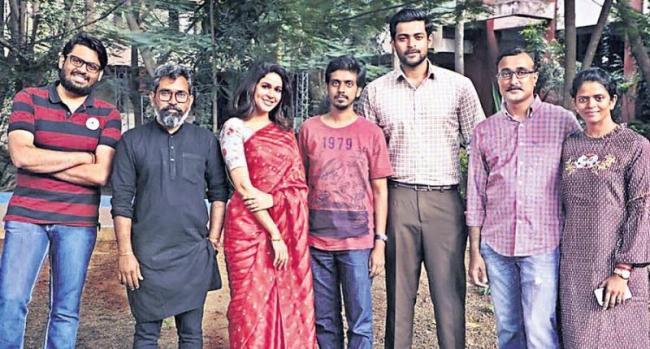 Varun Tej Antariksham 9000 KMPH wraps up its shoot - Sakshi