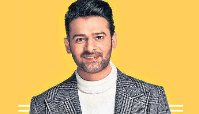 Prabhas to reveal a surprise for his fans on his birthday - Sakshi