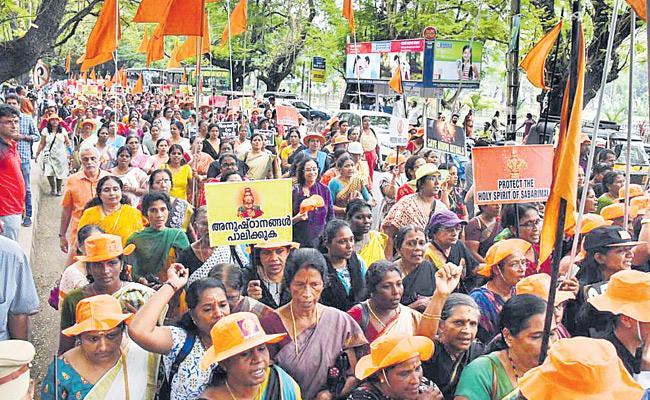 Shekhar Gupta Article On Sabarimala Issue - Sakshi