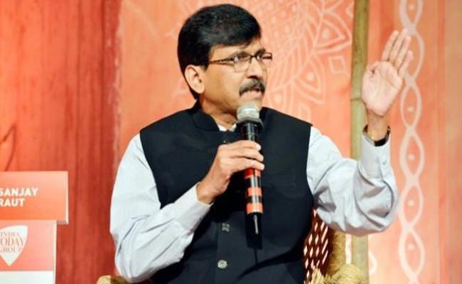Ram Mandir Built In Ayodhya Not In Hyderabad Says Shiv Sena - Sakshi