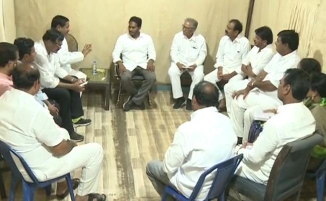 YSR Congress Party Report On Titli Cyclone Damage - Sakshi
