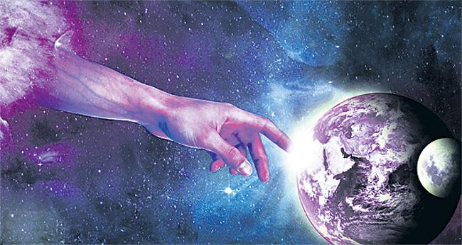 Spirit of the Indian spiritual world - Sakshi