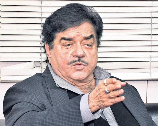 MeToo Movement Being Blown Out Of Proportion, Says Shatrughan Sinha - Sakshi