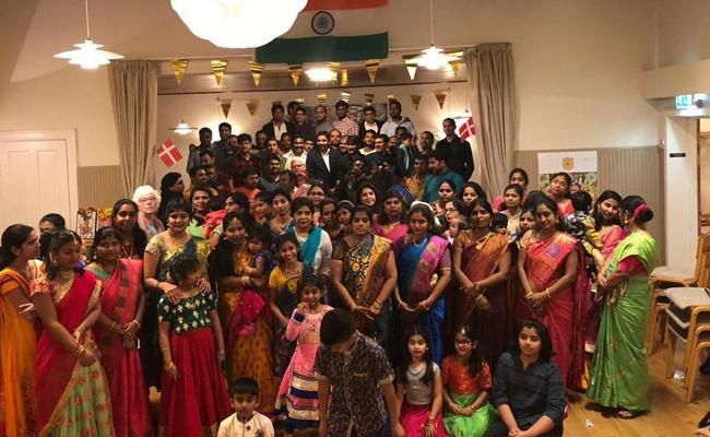 Bathukamma Celebrations In Europe Countries - Sakshi