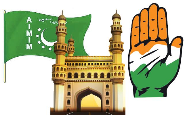 Congress Target To Old City Voters In hyderabad - Sakshi