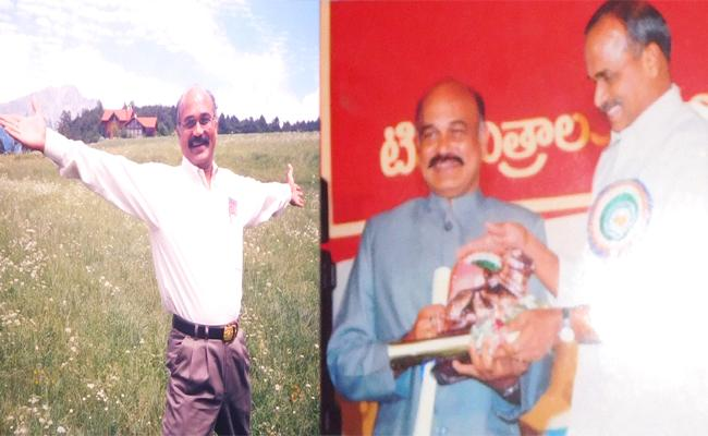 Vizag Prasad Died With Heart Stroke In Visakhapatnam - Sakshi