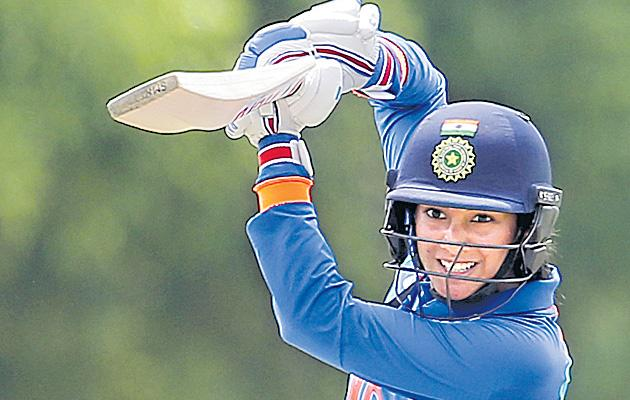 Smriti Mandhana, Harmanpreet Kaur power India A womens team to four-wicket victory over Australia A - Sakshi