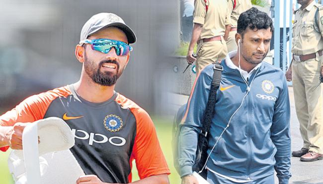 Deodhar Trophy from starts today - Sakshi